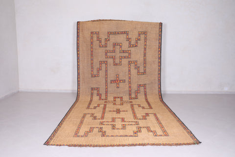 Stunning & Stylish Tuareg Reed Mat (7.3 FT X 15.3 FT)