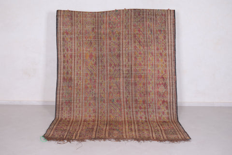 Moroccan area rug 6.7 FT X 8.7 FT