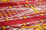 Berber tribal rug 6 FT X 10 FT