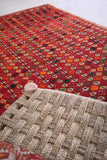 Hassira Straw Rug 5.9 FT X 9.9 FT