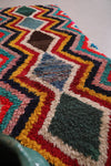 Moroccan rug - 2.5 FT X 6.3 FT