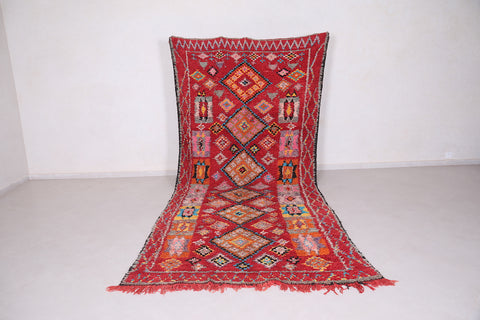 Large moroccan rug 5.6 FT X 9.6 FT