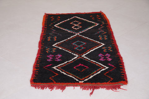 Moroccan soft rug 2.7 FT X 5.6 FT