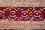 Moroccan hassira mat 6 FT X 8.6 FT