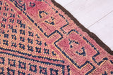 Moroccan rug 6.6 FT X 8.9 FT