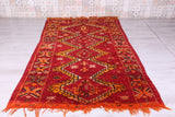 Gorgeous Moroccan rug, 5.1 FT X 8.7 FT
