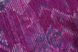 Moroccan Purple rug, 6.3 FT X 9.1 FT