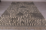 Moroccan rug, Beni ourain rug, 8.9 FT X 11.7 FT