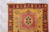 Antique moroccan rug 6.4 FT X 12.6 FT