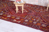 Long Moroccan rug, 6.2 FT X 15.9 FT