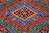 Hassira Moroccan Rug 4.3 FT X 7.5 FT