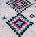 Fabulous Azilal rug, 8.1 FT X 10.1 FT, Hand knotted,
