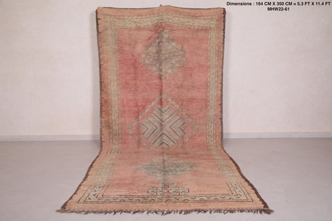 Moroccan rug - 5.3 FT X 11.4 FT