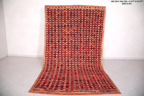 Hassira Straw Rug 6 FT X 10 FT