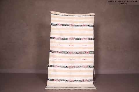 berber wedding blanket, 3.5 FT X 6.3 FT