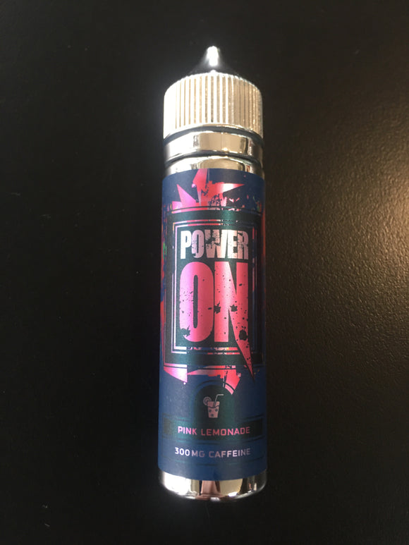 POWER ON - Pink Lemonade 60ml