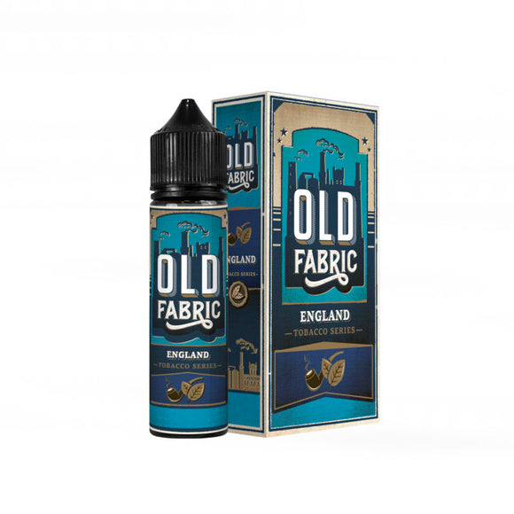 Old Fabric - ENGLAND 60ml