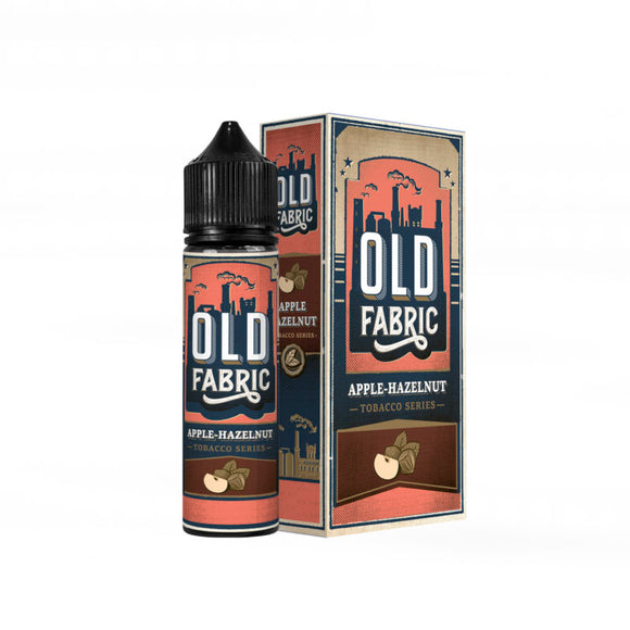 Old Fabric - APPLE HAZELNUT 60ml