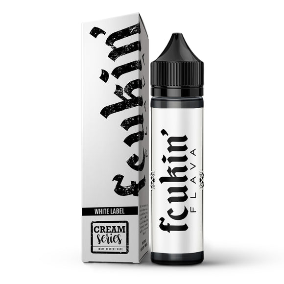 Fcukin'flava -White Label 60ml