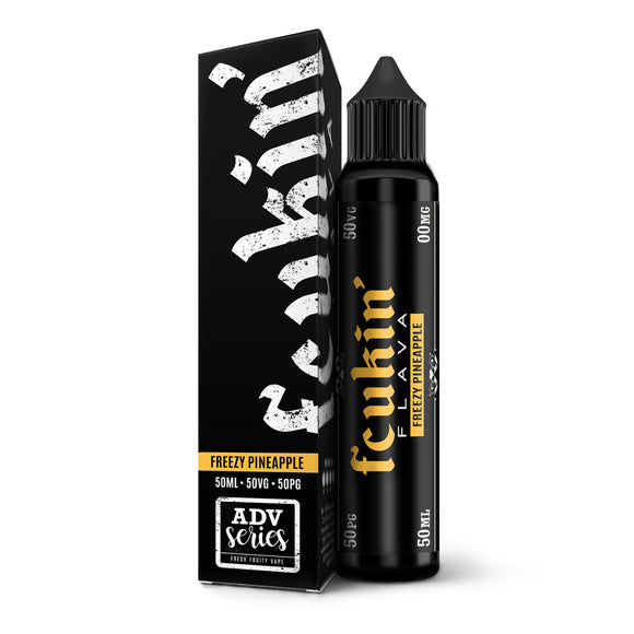 Fcukin'flava - Freezy Pineapple 60ml