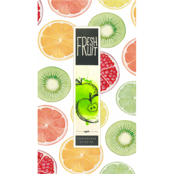 Fresh Fruit - Apple 60ml