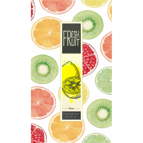 Fresh Fruit - Lemon 60ml