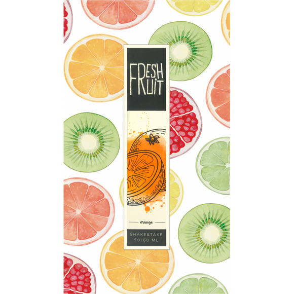 Fresh Fruit - Orange 60ml