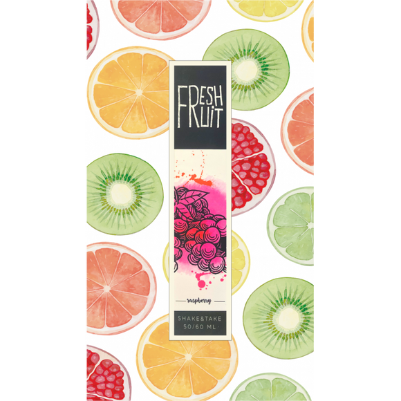 Fresh Fruit - Raspberry 60ml