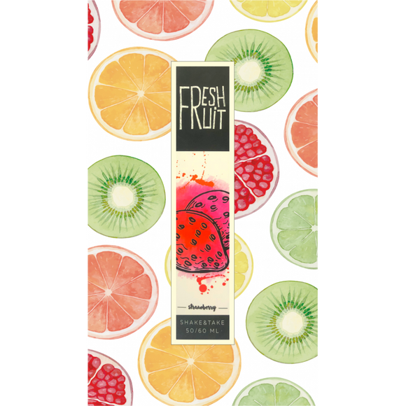 Fresh Fruit - Strawberry 60ml