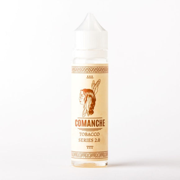 Indians - Comanche White - Classic Tobacco Leaves 60ml