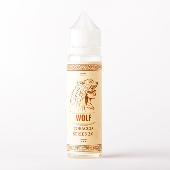Indians - Wolf White - Tobacco with coffee and grape leaves 60ml