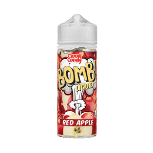 Cloud Candy Bomb - RED APPLE 120ml