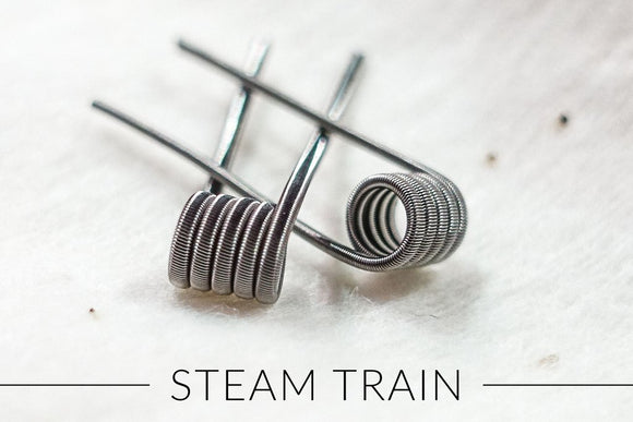 CLOUD REVOLUTION - Steam Train 26 Fused Clapton's