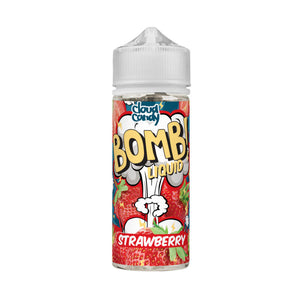 Cloud Candy Bomb - STRAWBERRY 120ml