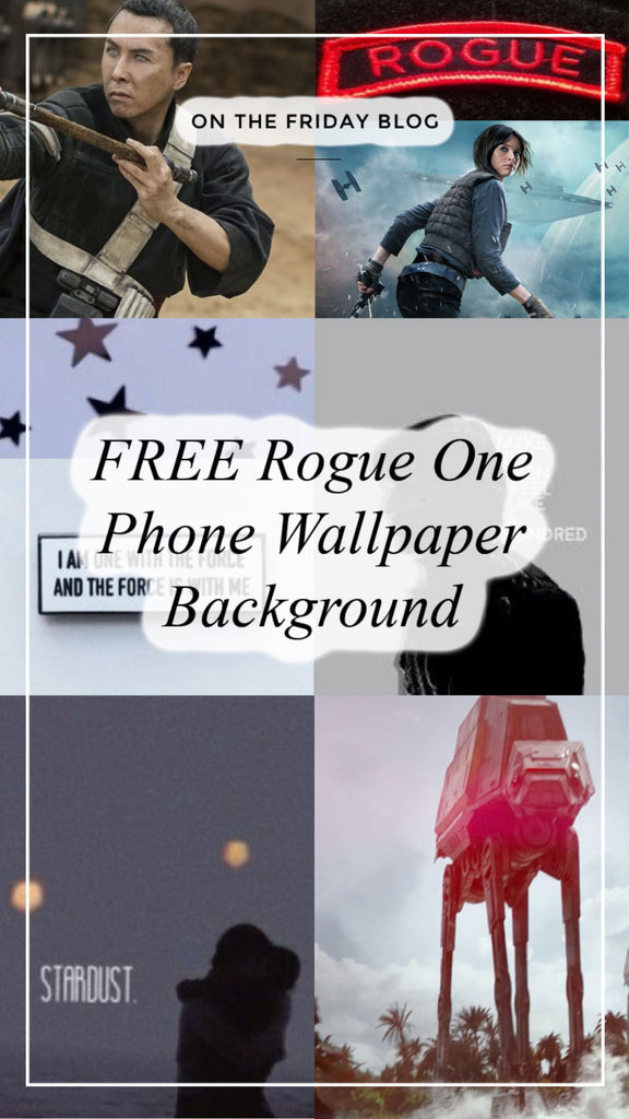 Free Rogue One Aesthetic Phone Wallpaper Background