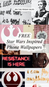 Free Star Wars Inspired Phone Wallpaper Backgrounds