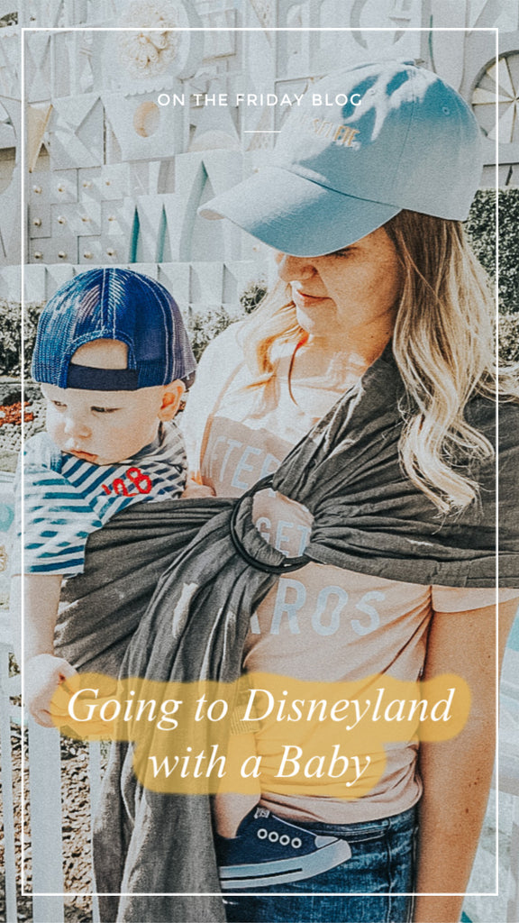 Going to Disneyland with a Baby
