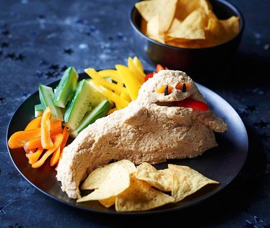 Jabba the hummus Star Wars recipes food snacks party ideas may the 4th be with you good living Friday apparel the Friday blog