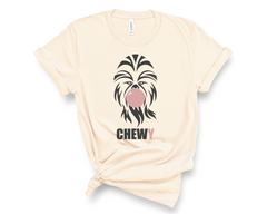 Star Wars chewy bubble trouble tee Friday apparel Chewbacca shirt bubble gum clothing shop