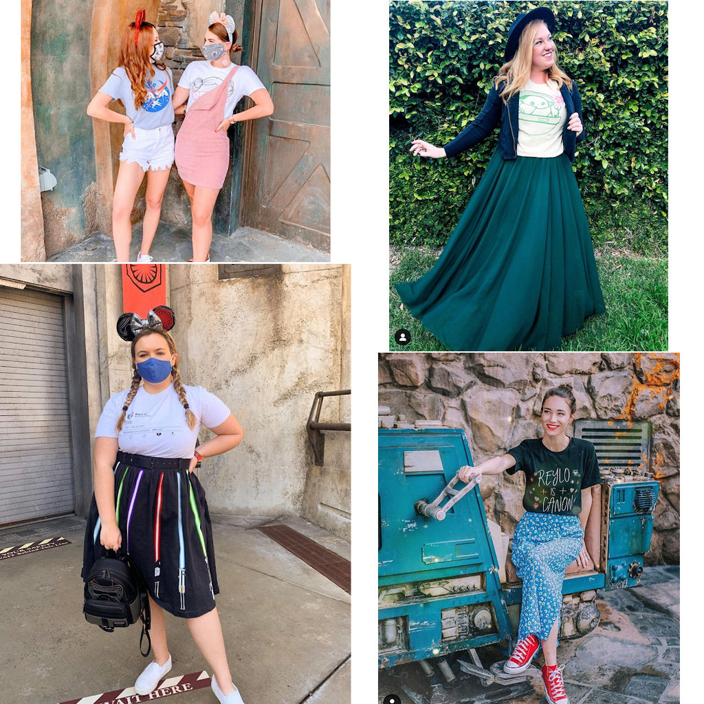 friday apparel blog Star Wars bound galaxys edge outfits