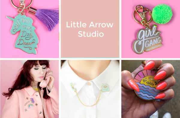 Friday apparel holiday gift guide blog little arrow studio