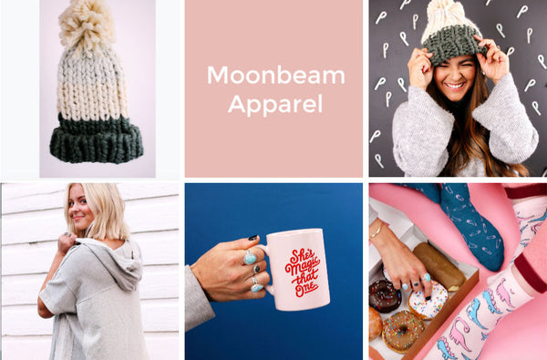 moonbeam apparel Friday apparel holiday gift guide women's boutique