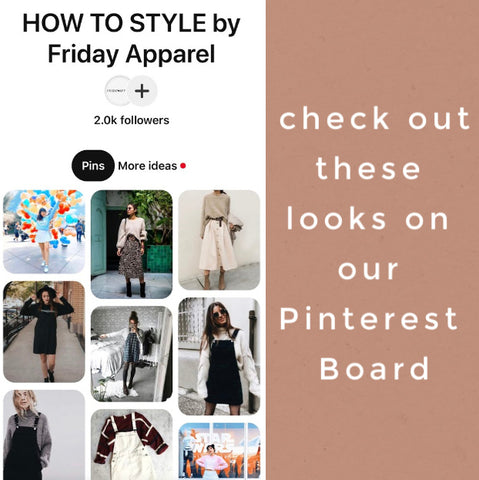 Pinterest how to style clothes outfit ideas sweaters Friday apparel blog