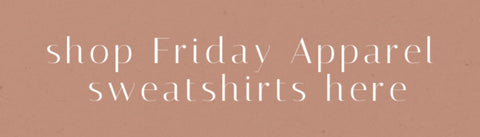 Friday apparel statement sweaters shop women's clothing