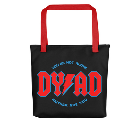 Dyad in the Force Tote