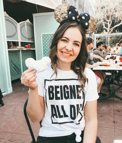 Beignet All Day Tee