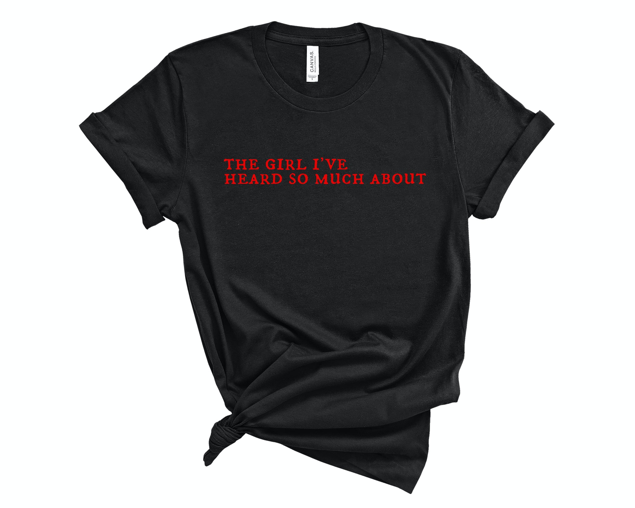 Kylo's Heard About You Tee