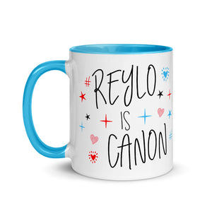 Reylo Is Canon Mug