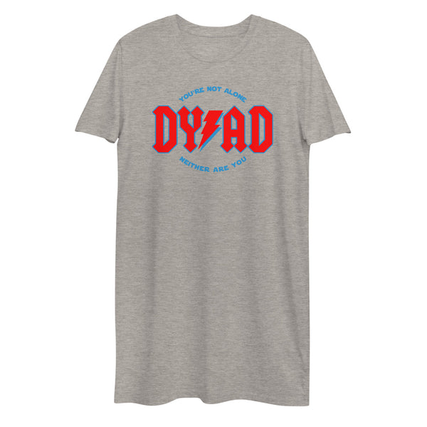 Reylo Dyad in the Force Organic T-Shirt Dress