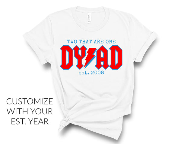 Custom Year Dyad Star Wars Tees